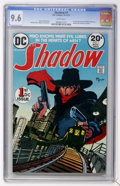Bronze Age (1970-1979):Miscellaneous, The Shadow #1 (DC, 1973) CGC NM+ 9.6 White pages....