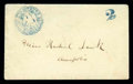 Stamps, (2XU1 var.) Annapolis, Md.,...