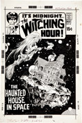 Original Comic Art:Covers, Neal Adams The Witching Hour #14 Restored Cover Original Art(DC, 1971)....