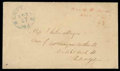 Stamps, (3XU2) Baltimore, Md., 1845, 5¢ red...
