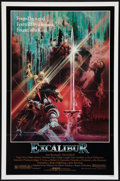 """Movie Posters:Fantasy, Excalibur (Warner Brothers, 1981). One Sheets (2) (27"""" X 41"""")Regular and Advance. Fantasy.. ... (Total: 2 Items)"""