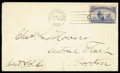 Stamps, (233) 1893, 4¢ Columbian...