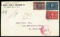 Stamps, (324-326) 1904, 2¢-5¢ Louisiana Purchase...