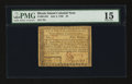 Colonial Notes:Rhode Island, Rhode Island July 2, 1780 $4 Fully Signed PMG Choice Fine 15.. ...