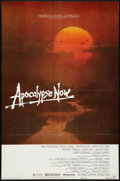 """Movie Posters:War, Apocalypse Now (United Artists, 1979). One Sheet (27"""" X 41"""")Advance and Pressbook (Multiple Pages, 11"""" X 17""""). War.. ...(Total: 2 Items)"""