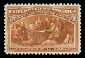 Stamps, (239) 1893, 30¢ Columbian...