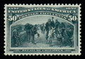 Stamps, (240) 1893, 50¢ Columbian...