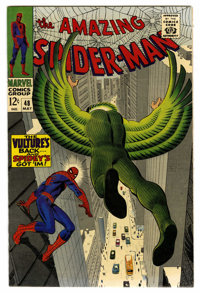 The Amazing Spider-Man #48 (Marvel, 1967) Condition: VF/NM