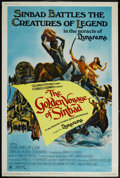 """Movie Posters:Fantasy, The Golden Voyage of Sinbad (Columbia, 1973). Poster (40"""" X 60""""). Fantasy. ..."""