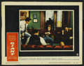 "Movie Posters:Drama, Giant (Warner Brothers, 1956). Lobby Card (11"" X 14""). Drama. ..."