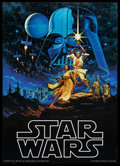 """Movie Posters:Science Fiction, Star Wars (Factors Etc., 1977). Licensed Poster (20"""" X 28"""").Science Fiction. ..."""