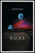 "Movie Posters:Science Fiction, Dune (Universal, 1984). One Sheet (27"" X 41"") Advance. ScienceFiction. ..."