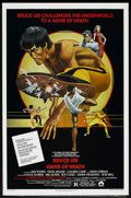 "Movie Posters:Action, Game of Death (Columbia, 1978). One Sheet (27"" X 41""). Martial ArtsAction. Starring Bruce Lee, Chuck Norris, Kareem Abdul-J..."