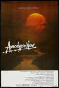 "Movie Posters:War, Apocalypse Now (United Artists, 1979). One Sheet (27"" X 41"")Advance. War. ..."