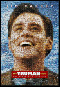 "Movie Posters:Science Fiction, The Truman Show (Paramount, 1998). One Sheet (27"" X 40"") DS Advance. Science Fiction. ..."