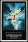 "Movie Posters:Action, Superman the Movie (Warner Brothers, 1978). One Sheet (27"" X 41"").Action. ..."