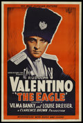 "Movie Posters:Romance, The Eagle (United Artists, R-1930s). One Sheet (26.5"" X 40.5"").Romance. ..."