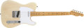 Musical Instruments:Electric Guitars, 1957 Fender Telecaster Guitar, #24413.... (Total: 2 )