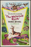 "Movie Posters:Documentary, The Whitetail Buck Lot (RKO, 1955). One Sheets (2) (27"" X 41""). Documentary.. ... (Total: 2 Items)"