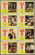 """Movie Posters:Science Fiction, I Married a Monster from Outer Space (Paramount, 1958). Lobby CardSet of 8 (11"""" X 14""""). Science Fiction.. ... (Total: 8 Items)"""