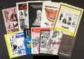 Movie Posters:Adult, Adult Pressbook Lot (1970s). Pressbooks (12) (Multiple Pages). Adult.. ... (Total: 12 Items)
