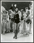 """Movie Posters:Miscellaneous, Eleanor Powell Lot (MGM, 1936-1938). Photos (5) (8"""" X 10""""). Miscellaneous.. ... (Total: 5 Items)"""