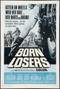 "Movie Posters:Action, Born Losers (American International, 1967). One Sheet (27"" X 41"").Action.. ..."