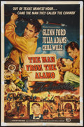 """Movie Posters:Western, The Man from the Alamo (Universal International, 1953). One Sheet (27"""" X 41""""). Western.. ..."""
