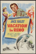 """Movie Posters:Comedy, Vacation in Reno (RKO, 1946). One Sheet (27"""" X 41""""). Comedy.. ..."""