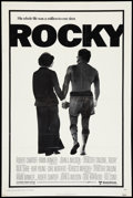 "Movie Posters:Sports, Rocky (United Artists, 1977). One Sheet (27"" X 41""). Sports.. ..."