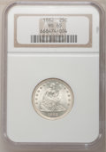 Seated Quarters, 1882 25C MS65 NGC....