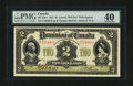 Canadian Currency: , DC-22 $2 1914 . ...