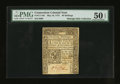 Colonial Notes:Connecticut, Connecticut May 10, 1775 40s PMG About Uncirculated 50 EPQ.. ...