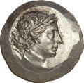 Ancients:Greek, Ancients: Ionia, Magnesia on the Maeander. Ca. 155-145 B.C. AR tetradrachm,...
