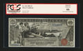 Large Size:Silver Certificates, Fr. 224 $1 1896 Silver Certificate PCGS Apparent Gem New 66.. ...