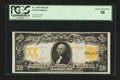 Large Size:Gold Certificates, Fr. 1186 $20 1906 Gold Certificate PCGS Choice About New 58.. ...