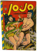 Golden Age (1938-1955):Miscellaneous, Jo-Jo Comics #22 (Fox Features Syndicate, 1948) Condition: FN+....