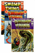 Bronze Age (1970-1979):Horror, Swamp Thing #1-24 Group (DC, 1972-84).... (Total: 26 Comic Books)