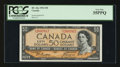 Canadian Currency: , BC-42a $50 1954. ...