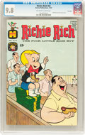 Silver Age (1956-1969):Humor, Richie Rich #63 File Copy (Harvey, 1967) CGC NM/MT 9.8 Off-white to white pages....