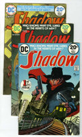 Bronze Age (1970-1979):Miscellaneous, The Shadow #1-3 and 6 Group (DC, 1973-74) Condition: AverageNM+.... (Total: 4 Comic Books)