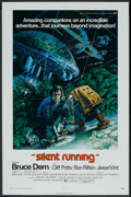 """Movie Posters:Science Fiction, Silent Running (Universal, 1972). One Sheet (27"""" X 41""""). ScienceFiction. ..."""
