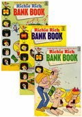 Bronze Age (1970-1979):Humor, Richie Rich Bank Book File Copies Group (Harvey, 1972-82)Condition: Average VF/NM.... (Total: 59 Comic Books)