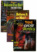 Bronze Age (1970-1979):Horror, Ripley's Believe It Or Not! File Copies Group (Gold Key, 1965-80)Condition: Average VG.... (Total: 76 Comic Books)