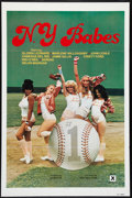 """Movie Posters:Adult, N.Y. Babes (Soft Ball Films, 1979). One Sheet (27"""" X 41"""") Flat Folded. Adult.. ..."""