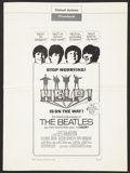 "Movie Posters:Rock and Roll, Help! (United Artists, 1965). Pressbook (Multiple Pages, 13"" X18""). Rock and Roll.. ..."