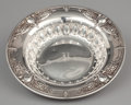 Silver Holloware, American:Bowls, AN AMERICAN SILVER BOWL. Whiting Manufacturing Company, New York,New York, circa 1909. Marks: (griffin with W), STERLING,...
