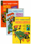 Bronze Age (1970-1979):Cartoon Character, New Terrytoons File Copies Group (Gold Key, 1971-77) Condition:Average NM-.... (Total: 18 Comic Books)