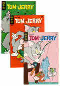 Bronze Age (1970-1979):Cartoon Character, Tom and Jerry File Copies Group (Gold Key, 1969-73) Condition:Average NM-.... (Total: 18 Comic Books)