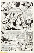 Original Comic Art:Panel Pages, Neal Adams The Spectre #3 Ted Grant page 17 Original Art(DC, 1968)....